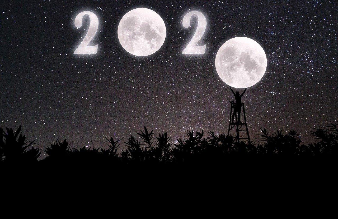Prywatne osiągnięcia w 2020